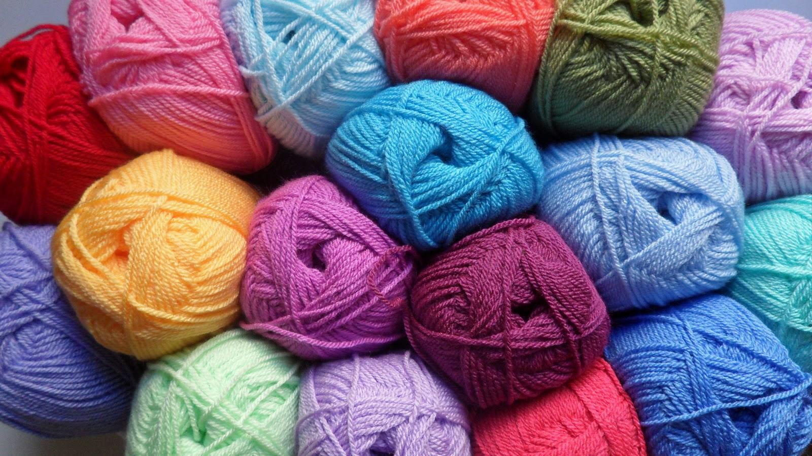 Punto para principiantes mitones y cuello para el - Puntos de agujas de lana ...