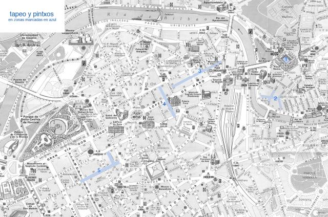 mapa-bilbaoPINTXOS