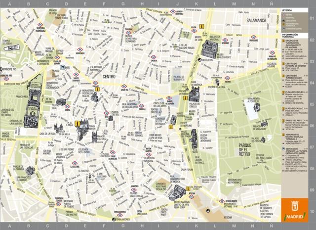 Mapa-turistico-de-Madrid