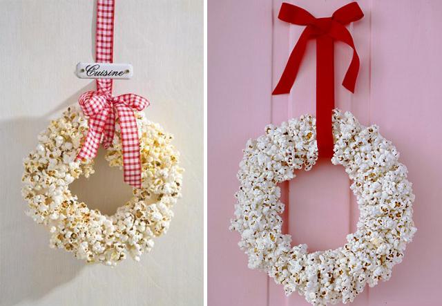navidad-corona-palomitas