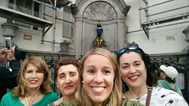 Bruselas_Manneken Pis